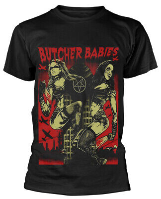 Butcher Babies 'Tower Of Power' T-Shirt - NEW & OFFICIAL!