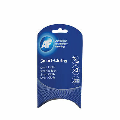 AF Large Smart Cloths (Pack of 3) ASMARTCLOTH3