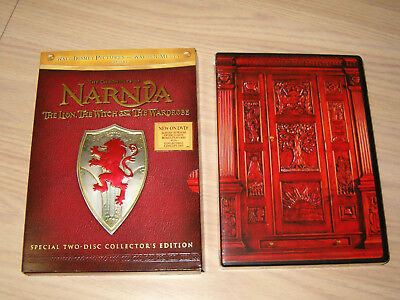Dvd * Chronicles Of Narnia The Lion The Witch And The Wardrobe * 2006 Brand New!