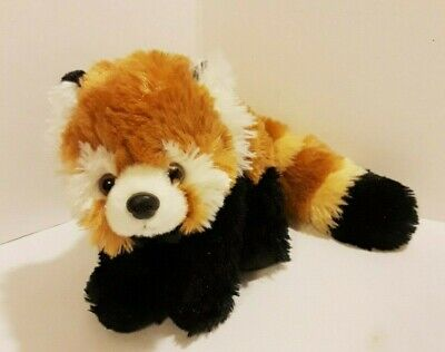 24ad6a45faf1 8 Inch Item # 10876 CK Wild Republic Mini Red Panda Plush Stuffed Animal