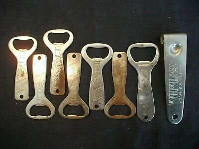 Vintage PABST BLUE RIBBON BEER bottle opener QUANTITY/CHOICE PICK AS U NEED