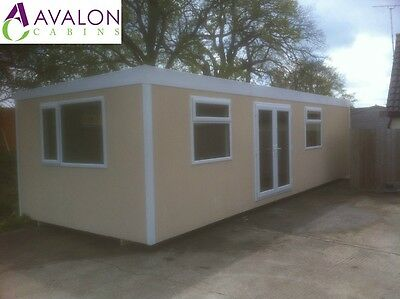 32ft X 12ft Modular Building,Portable cabin,Office,Marketing suite,Showroom.