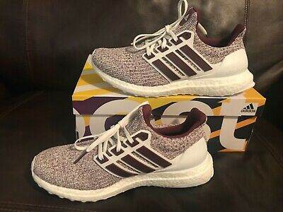 3abbcdfcba6  Ee3705  Men s Adidas Originals Ultraboost Maroon white  new  Size 8.5. adidas  Ultra Boost ...
