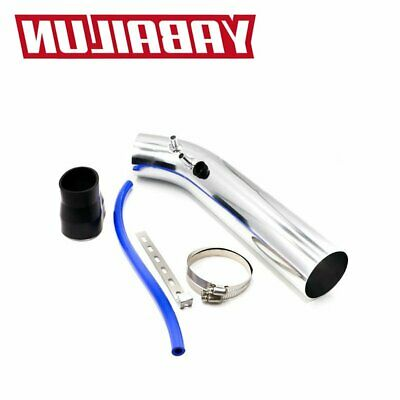 Air Intake Feed Duct Aluminum Alloy Intake Pipe Air Inlet Tube Engine Ducting SC