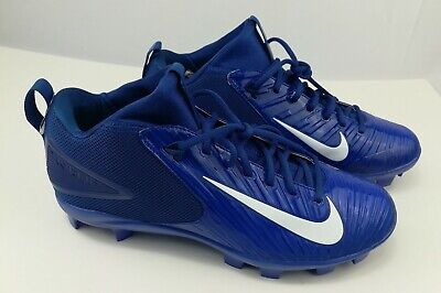 newest e19b5 cda3e ⚾Nike Force Trout 3 Pro Baseball Cleats MCS Molded 856502-447 Blue Men s Sz