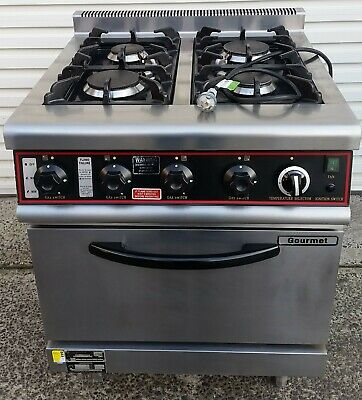 GOLDSTEIN 4 BURNER STOVE WITH Oven LPG.BARGAIN PRICE$$.EXCELLENT CONDITION