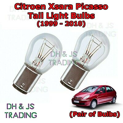 H7 Dipped or full beam for Citroen Xsara Picasso Headlight Bulbs 2007-2010