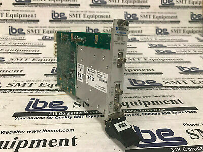 National Instruments NI PXIe-5652 RF/Microwave Signal Generator with Warranty!!!