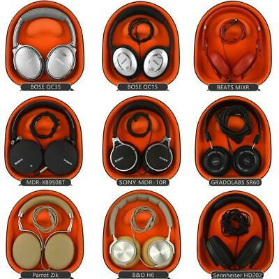 Headphones Case for Sennheiser MOMENTUM, Beats Mixr, EP, Sony MDR-950BT and...