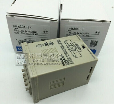 for OMRON Timer H3CA-8H ( H3CA8H ) 200/220/240VAC