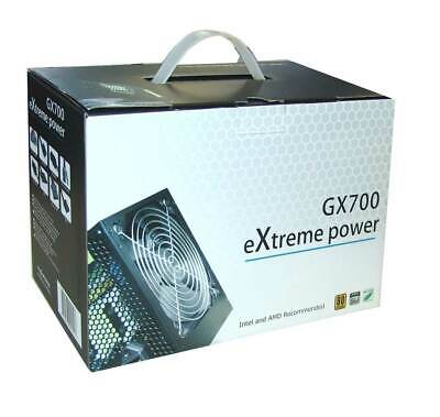 700W ATX Cooler EXTREME Power Supply Silent Fan PSU Desktop Computer PC Gaming