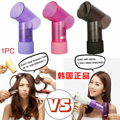 Magic Styling Tools Hair Curler Easy To Use Hair Dryer Big Wave Random Color