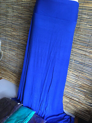 SPECIAL! Lot of 20 quality A-line maxi skirts.See colours in listing details.New