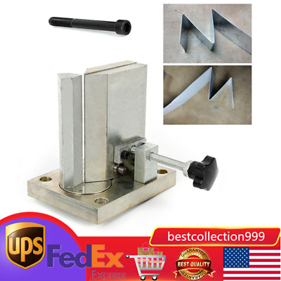 DUAL-AXIS METAL CHANNEL Letter Angle Bender Bending Tools