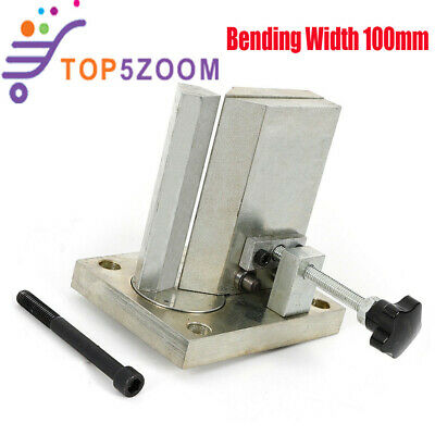 USA STOCK DUAL axis Metal Channel Letter Angle Bender Tools Bending
