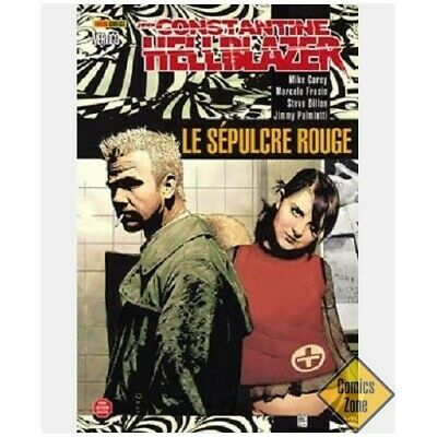 Hellblazer - John Constantine Tome 2 - Le Sepulcre Rouge -  - Occasion Vf