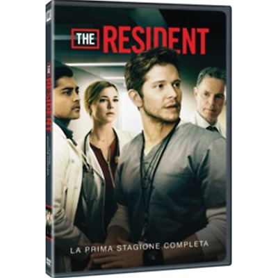 Resident (The) - Stagione 01  [Dvd Nuovo]