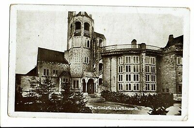 CPA-Carte Postale-Royaume Uni -Hertfordshire - Letchworth  - The Cloisters M1103