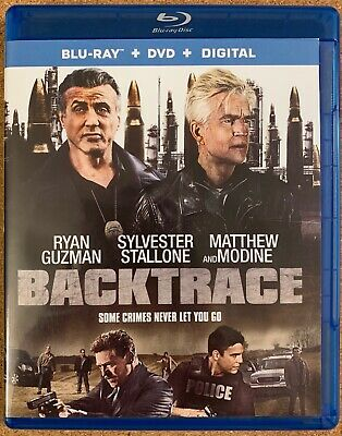 Backtrace Blu Ray 1 Disc Only Free World Wide Shipping Buy It Now Sylvester Stal