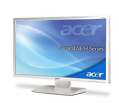 24 Zoll (61cm) Monitor | Acer Business B3 B243HLAOw | 16:9 | Full HD | LCD-LED