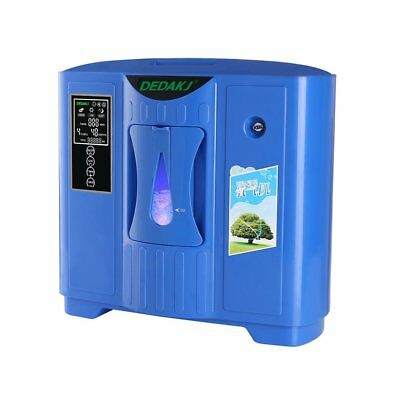 9L Portable Medical Use Oxygen Air Generator Timing Air Concentrator 2~9L/min UK
