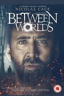 Between Worlds (Dvd) Brand New And Sealed Free Postage