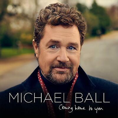 Michael Ball Coming Home To You Cd - New Release March 2019