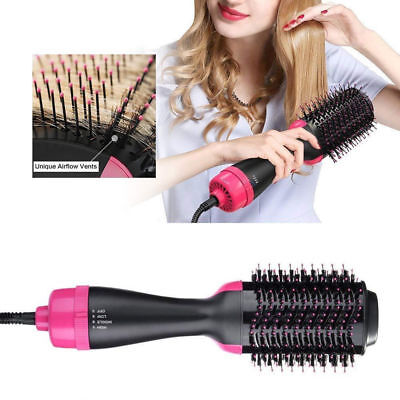 Pro Collection Salon One-Step Hair Dryer and Volumizer Comb Save US