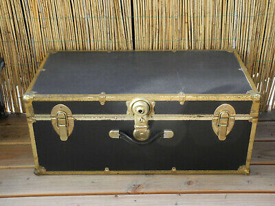 "CELESTRON C8 original carry trunk 1980s, Teleskopkoffer ""Piratenkiste"" 1980er"