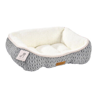 All Pet Solutions Charlie Chunky Knit Design Soft Warm Luxury Dog Puppy Cat Bed