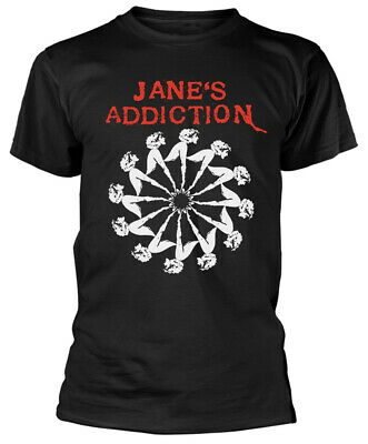 Jane's Addiction 'Lady Wheel' T-Shirt - NEW & OFFICIAL!