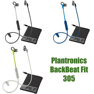 Plantronics BackBeat Fit 305 - Wireless, Bluetooth, Sweatproof,  Headphones
