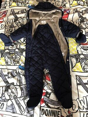 baby toddler boy all in one coat clothes 6-9 months