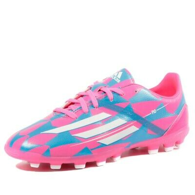 innovative design 3392f 9a8ff F10 AG J - Chaussures Football Garçon Adidas Rose