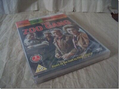 THE ZOO GANG - COMPLETE SERIES dvd UK RELEASE NEW FACTORY SEALED
