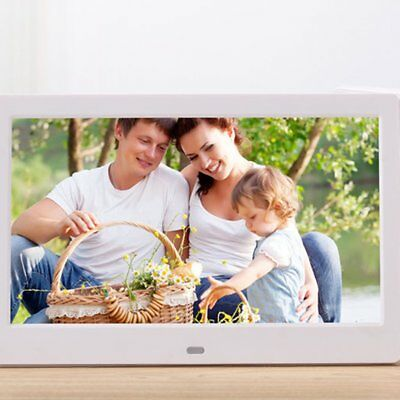 "10.1"" Wide Screen HD LED Digital Photo Frame Multi-functional Photo Frame ♒♍"