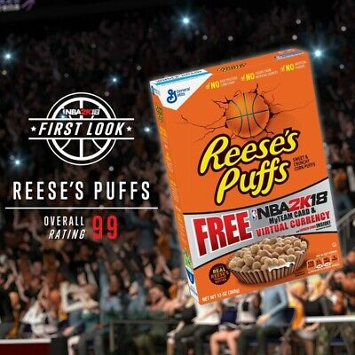 General Mills - Cereales Reese's Puffs - 1 x 326 gramos