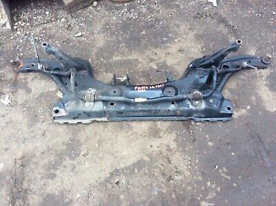 Ford Fiesta 2010  Front Subframe Cross Member Axle With Roll Bar Wishbones