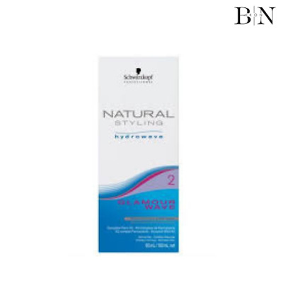 Schwarzkopf Natural Styling Hydrowave Glamour Wave Single 2 (GENUINE PRODUCT)