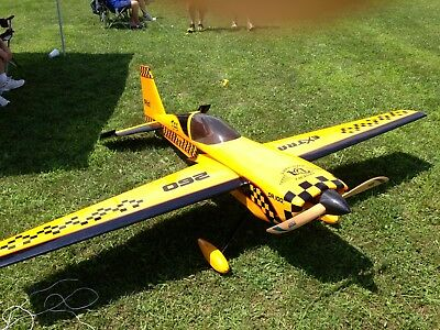 PILOT RC 50% Scale SBACH342 3W275cc And Lot More New Giant