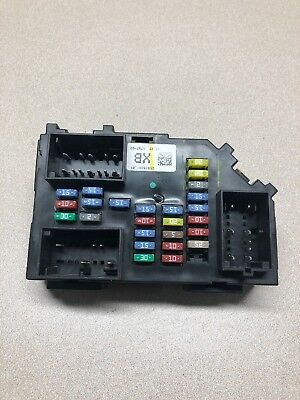 07 08 09 10 Tahoe Yukon Suburban Escalade Dash Fuse Box Junction Block 25815391
