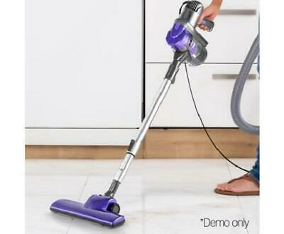 4m Corded Bagless Hand Stick Handheld Handstick Vacuum Cleaner 450W Purple