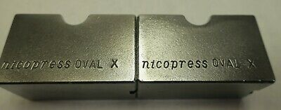 Nicopress Oval X Compression Die for 635 Swaging Tool
