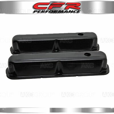 SB Dodge Mopar 12Pt Black Oxide Grade 8 Bolts for Cast Valve Covers NEW
