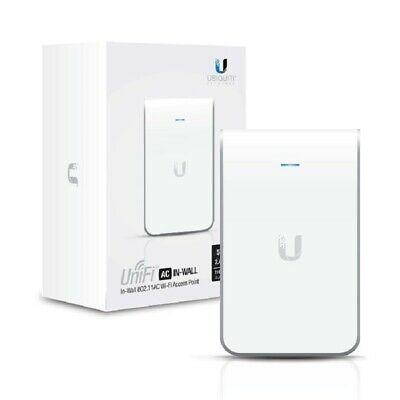Ubiquiti UniFi 802.11AC In-Wall Access Point with Ethernet Port UAP-AC-IW