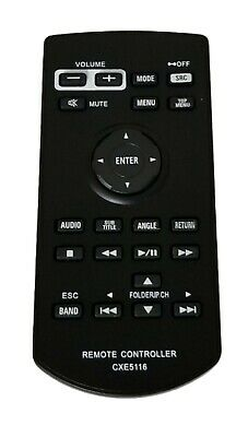 Remote Control for Select Pioneer Stereo Radio Brand New