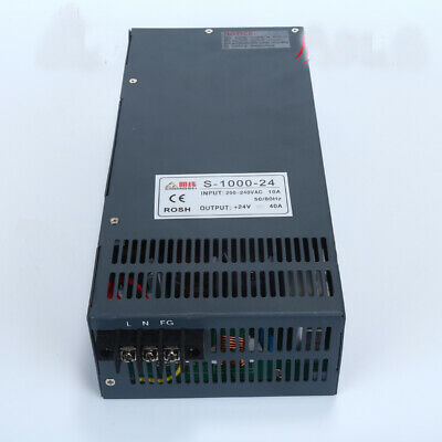 High-power adjustable switching power supply S-1000W-24V40A DC power supply