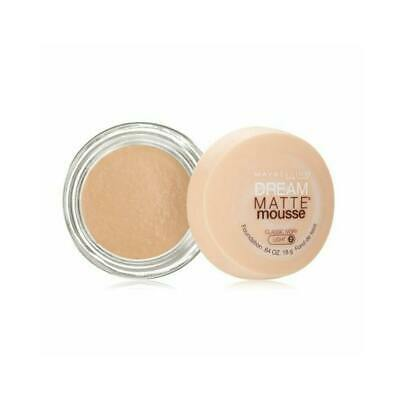 Maybelline Dream Matte Mousse Classic Ivory 18g