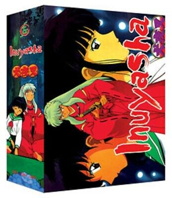 InuYasha The Complete TV Series: Seasons 1-9 DVDShip from USA