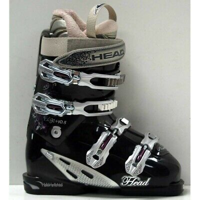 45e151bd691907 Head EDGE+ 10.5 ONE HF Black/purple - Chaussures de ski Femme - Neuf  déstockage